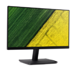 "ACER IPS LED Monitor ET221Qbd 21,5"", 16:9, 1920x1080, 4ms, 250nits, DVI, VGA, fekete"