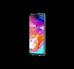 Samsung Galaxy A70 okostelefon LTE 128GB Dual SIM Fehér