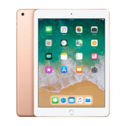 APPLE 9.7-inch, iPad 6, Cellular, 32GB - Gold (2018)