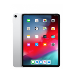 "Apple 11"" iPad Pro Cellular 1TB - Silver (2018)"