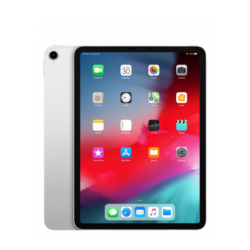 Apple 11-inch iPad Pro Cellular 256GB - Silver (2018)