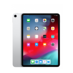 Apple 11-inch iPad Pro Cellular 512GB - Silver (2018)