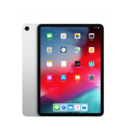 "Apple 11"" iPad Pro Cellular 64GB - Silver (2018)"