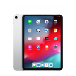 "Apple 11"" iPad Pro Wi-Fi 256GB - Silver (2018)"