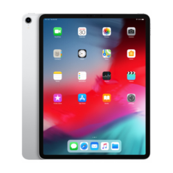"Apple 12.9"" iPad Pro Cellular 256GB - Silver (2018)"