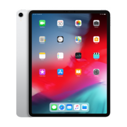 Apple 12.9-inch iPad Pro Cellular 64GB - Silver (2018)