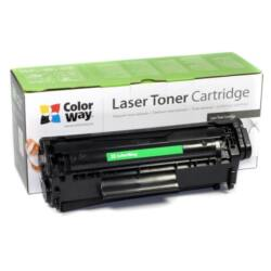 COLORWAY Toner CW-H310BKEU, 1500 oldal, Fekete - HP CE310A (126A); Can. 729Bk