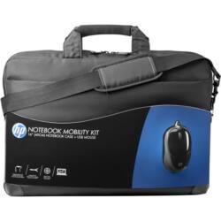 """HP Notebook Mobility Kit Táska 16"""" + Vezetékes Egér"""