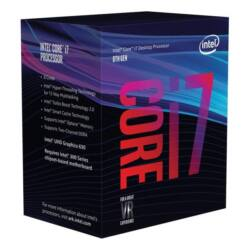 INTEL CPU S1151 Core i7-8700 3.2GHz 12MB Cache BOX
