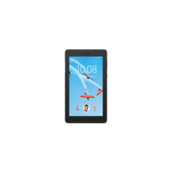 "LENOVO Tab  E7 (TB-7104F), 7,0"" HD, MediaTek MT8167A/D, Quad-Core, 1GB, 16GB eMCP, Android 8.1, Black, PKG"
