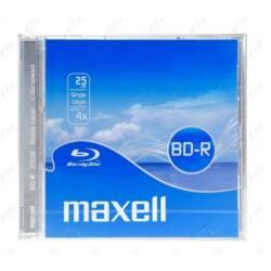 MAXELL Blu-Ray lemez BD-R 25GB 4x Normál tok