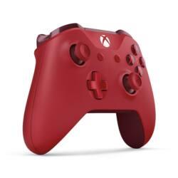 MS Xbox One Kiegészítő Vezeték nélküli kontroller piros
