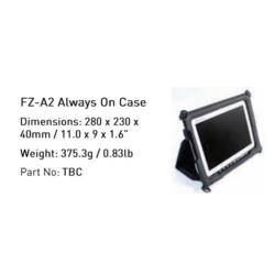 PANASONIC Táska - Infocase Always On Case - (FZ-A2)