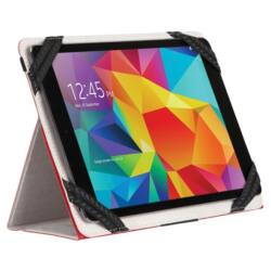 "TARGUS Tablet tok, Foliostand Universal Tablet Case 9-10""  - RED"