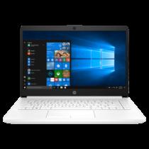 HP 14-dk0010nh, 14 FHD AG, AMD Ryzen3 3200U DC, 8GB, 512GB SSD, AMD Radeon 530 2GB, Win 10, fehér