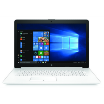 "HP 17-ca1001nh 17,3"" FHD AG IPS, Ryzen 3 3200U, 8GB, 512GB SSD, Win 10, fehér"