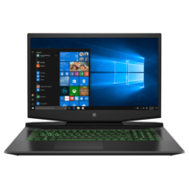 "HP Pavilion Gaming 17-cd0008nh, 17.3"" FHD AG, Core i5-9300H, 8GB, 512GB SSD, GF GTX 1660Ti 6GB, Win 10, Shadow Black"