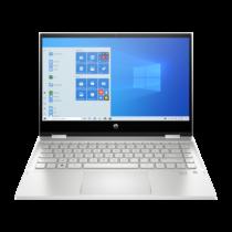 """HP Pavilion x360 14-dw0000nh, 14"""" FHD AG IPS 250cd, Core i3-1005G1, 8GB, 256GB SSD, Win 10, ezüst"""