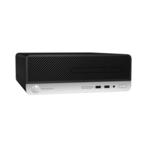 HP ProDesk 400 G5 SFF Core i3-8100 3.6GHz, 4GB, 500GB, Win 10 Prof.