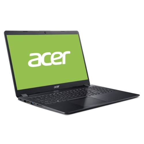 """ACER Aspire A515-52G-55XA, 15.6"""" FHD, Intel Core i5-8265U, 4GB, 1TB HDD, NO ODD, nVidia GeForce MX150, Elinux, fekete"""