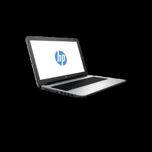 HP 15-AC133NH, 15.6 FHD AG, Core i7-4510U, 4GB, 1TB, AMD R5M330 2GB, WIN10, fehér ezüst