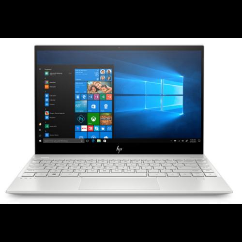 """HP Envy 13-aq1005nh, 13.3"""" FHD BV IPS, Core i7-10510U, 8GB, 512GB SSD, Win 10, ezüst"""