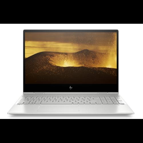 "HP Envy x360 15-dr1006nh, 15.6"" FHD AG IPS, Core i7-10510U, 8GB, 512GB SSD, GF MX250 4GB, Win 10, ezüst"