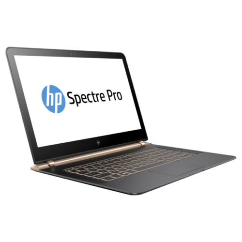 "HP Spectre 13-V100NH 13.3"" FHD Core i5-7200U 2.5GHz, 8GB, 256GB SSD, Win 10"