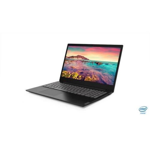 "LENOVO IdeaPad S145-15IWL, 15.6"" HD, Intel Core i3-8145U, 4GB, 256GB SSD, nVidia MX110-2, DOS, Black"