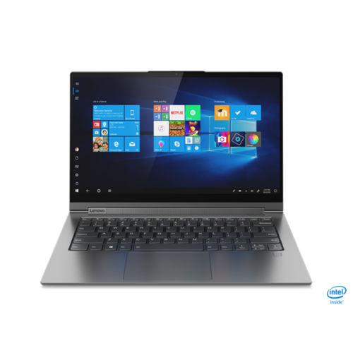 "LENOVO IdeaPad YOGA C940-14IIL,14.0""  UHD TOUCH,Intel Core i7-1065G7,16GB, 1TB M.2 SSD, Intel HD Graphics, W10, Grey"