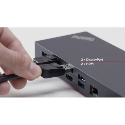 LENOVO ThinkPad Dock - Lenovo USB-C Mini Dock