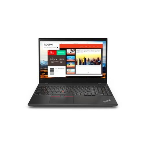 """LENOVO ThinkPad T580, 15.6"""" FHD, Intel Core i5-8250U (4C, 3.40GHz), 8GB, 256GB SSD, Win10 Pro"""