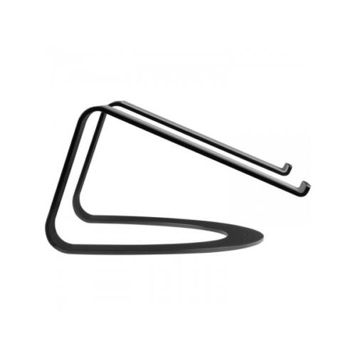 TwelveSouth Curve aluminum stand for MacBook and Notebooks - matt black